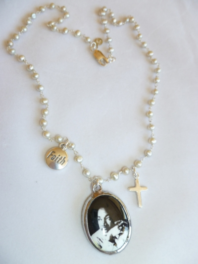 Martin Luthur King Faith Necklace